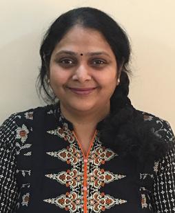 Sharmila Chari